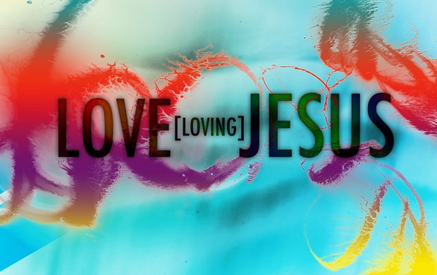 Complete Love Jesus (click to view)