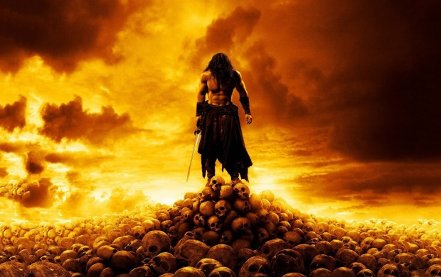 Conan the Barbarian (click to view)