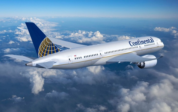 Continental Airlines (click to view)