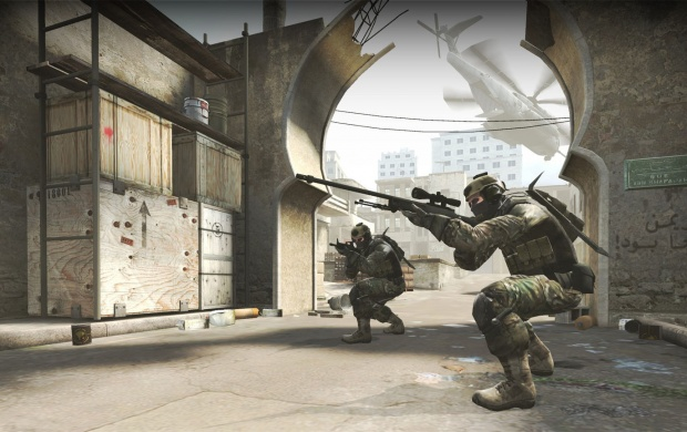 Counter-Strike Global Offensive (click to view)