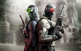Counter Strike Soldiers