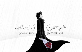 Cowboy Bebop In The Rain
