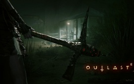 Creepy Outlast 2