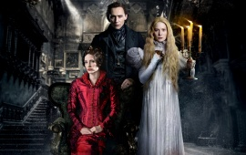 Crimson Peak Horror Movie
