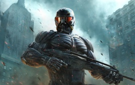 Crysis 2 Soldier Game