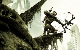 Crysis 3 Hardcore Shooter