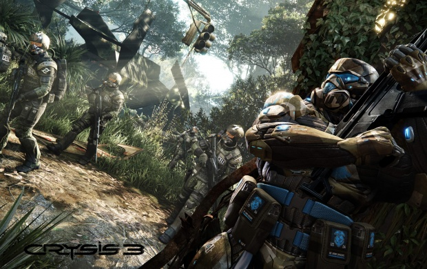 Crysis 3 Hunter Edition (click to view)