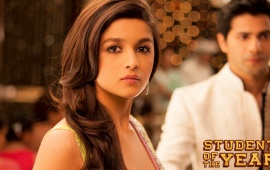 Cute Alia bhatt In Student Of The Year