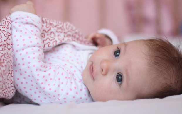 Cute Baby Laid (click to view)