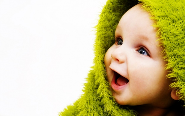 Cute Baby Smile (click to view)