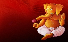 Cute God Ganesh ji