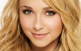 Cute Hayden Panettiere