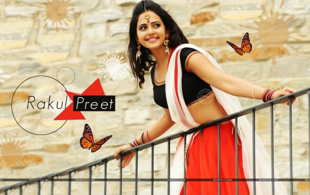 Cute Rakul Preet Singh (click to view)