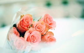 Cute Rose Bouquet