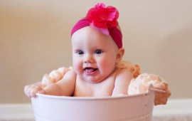 Cutest Baby Girl (click to view)