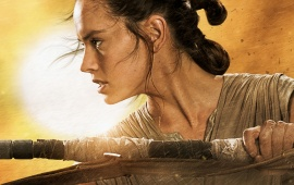 Daisy Ridley Star Wars Episode VII