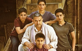 Dangal Intriguing Poster