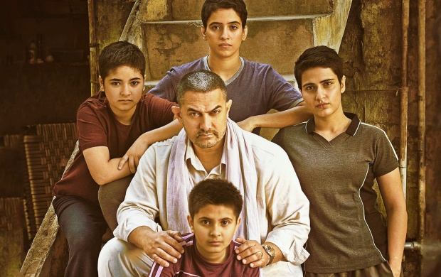 Dangal Intriguing Poster (click to view)