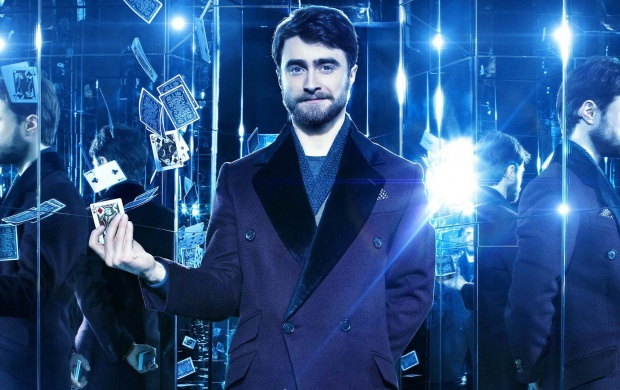 Daniel Radcliffe Now You See Me 2 (click to view)