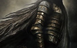 Dark Souls II Key Art