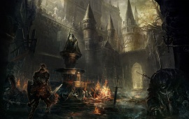 Dark Souls III Artwork