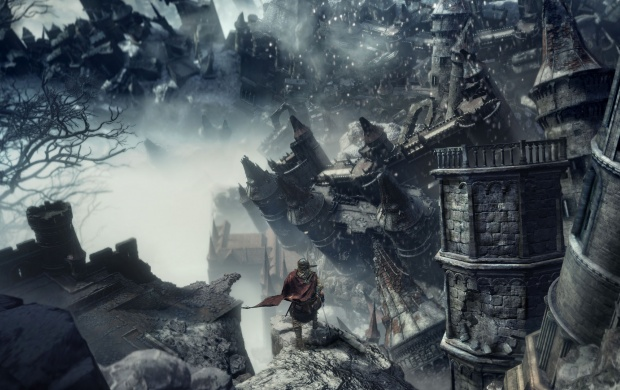 The Ringed City Wallpaper: Dark Souls III The Ringed City Wallpapers