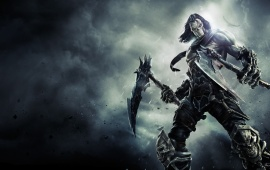 Darksiders 2 Death With Weapon