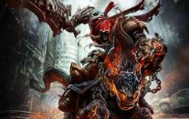 Darksiders Warmastered Edition Supports 4K