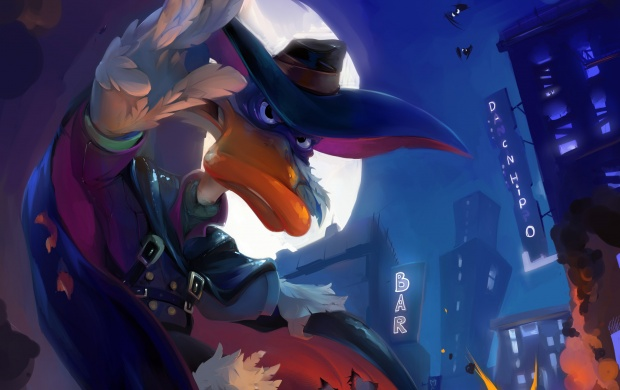 Darkwing Duck (click to view)