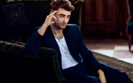 Dashing Daniel Radcliffe