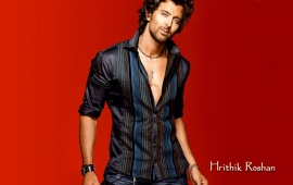 Dashing Hrithik Roshan