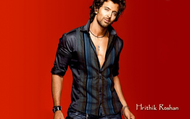 Dashing Hrithik Roshan (click to view)