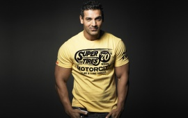 Dashing John Abraham