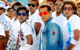 Dashing Salman Khan In Jai Ho Movie