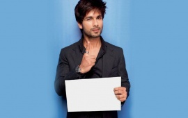 Dashing Shahid Kapoor