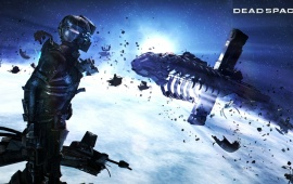 Dead Space 3 Desintegration