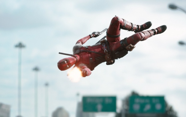 Deadpool Fight (click to view)