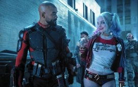 Deadshot And Harley Quinn Suicide Squad 2016