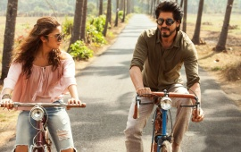 Dear Zindagi Movie Stills