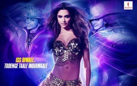 Deepika Padukone In Happy New Year Movie