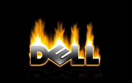 Dell In Fire