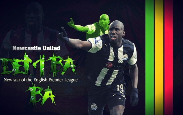 Demba Ba (click to view)