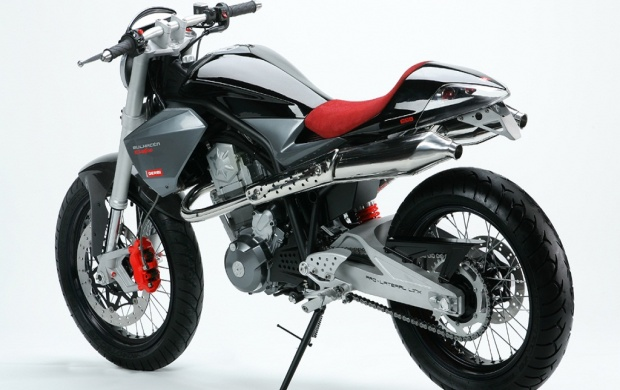 Derbi Mulhacen Cafe 125 (click to view)