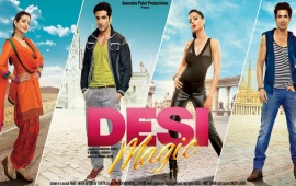 Desi Magic 2014