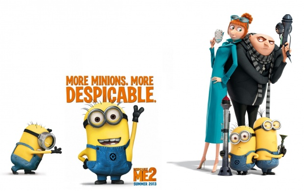 Despicable Me 2 (2013) (click to view)