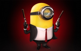 Despicable Me 2 Minion Hitman