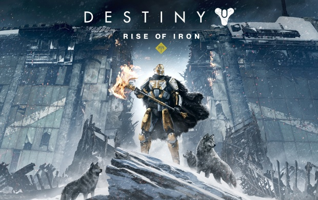 Destiny Rise Of Iron Poster (click to view)