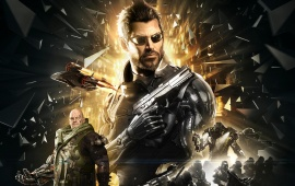 Deus Ex: Mankind Divided 2015