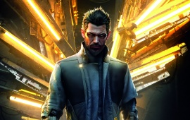 Deus Ex Mankind Divided Adam Jensen 2.0