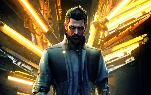 Deus Ex Mankind Divided Adam Jensen 2.0 (click to view)